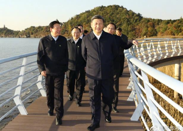 关于推动长江经济带发展,习近平总书记这样说