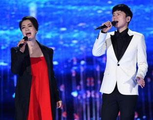 春晚收视率公布 毛阿敏张杰对唱成最高点