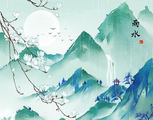 雨水|万物萌动春将至,养生宝典请收好!