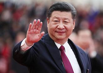 人民领袖|奋斗共圆中国梦