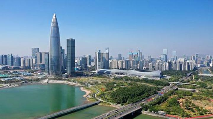 中央支持深圳建设中国特色社会主义先行示范区