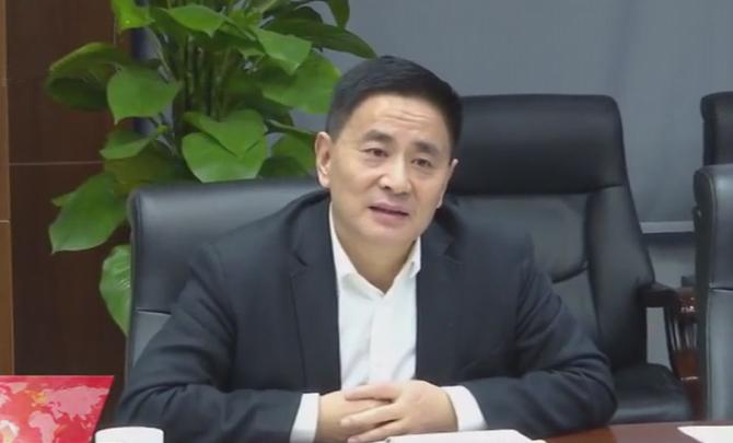 李新元率招商小分队到江苏凯伦股份有限公司考察推介