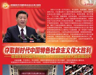 夺取新时代中国特色社会主义伟大胜利