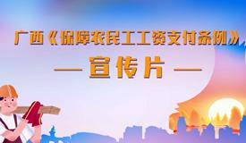 广西《保障农民工工资支付条例》宣传片
