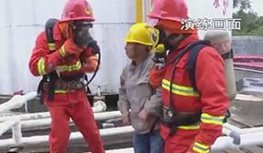开展化工事故救援实战演练 提升突发事件应急处置能力
