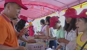 2019武乐荔枝文化节在水石村举办