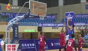 第三届贵港市体育中心篮球嘉年华拉开序幕