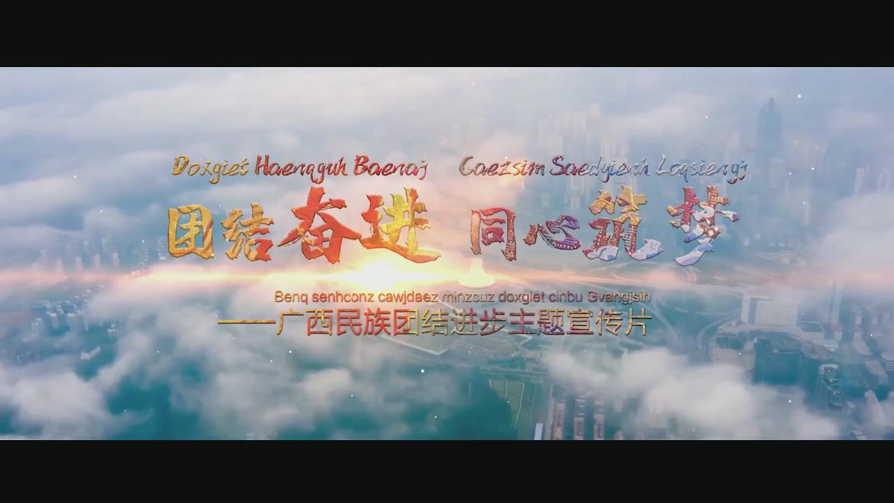 【三月三】民族团结进步主题宣传片(二)